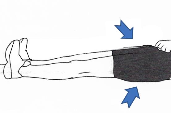 Ejercicios isométricos de glúteos. Guía práctica para pacientes con Prótesis Total de Cadera IMTRA