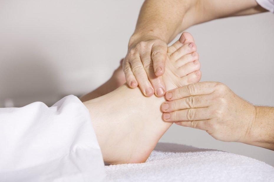 Lesiones de tobillo y pie
